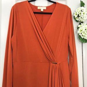 Michael Kors women's wrap dress 👗